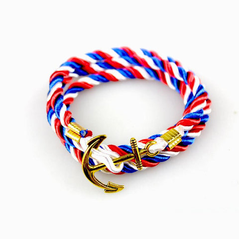 Handmade Colorful Rope Bracelet - BOX knocks  - 1