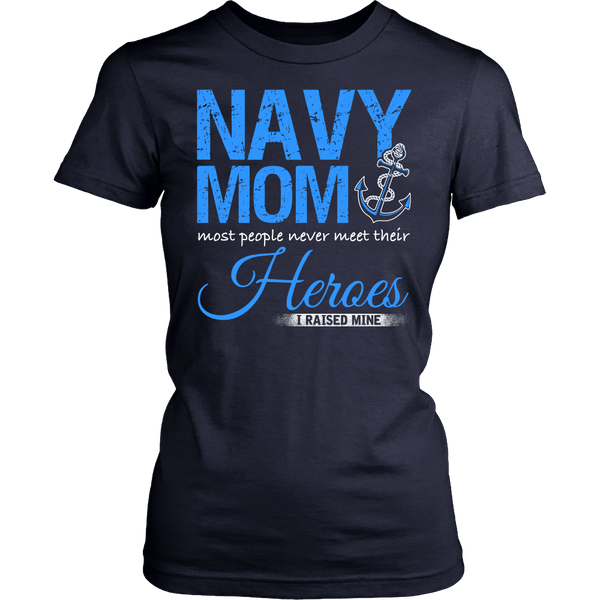 Navy Family T-shirts