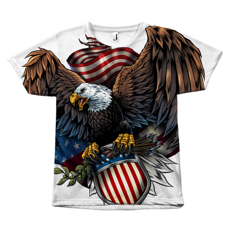 Army Eagle T-shirt