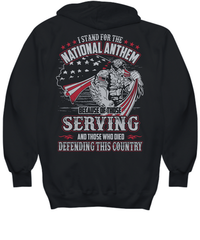 National Anthem Hoodie