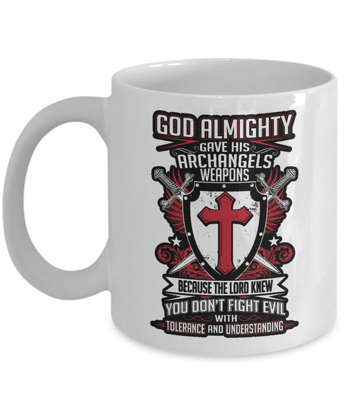 God Almighty Coffee Mug
