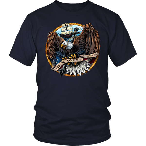 Navy Eagle T-shirt