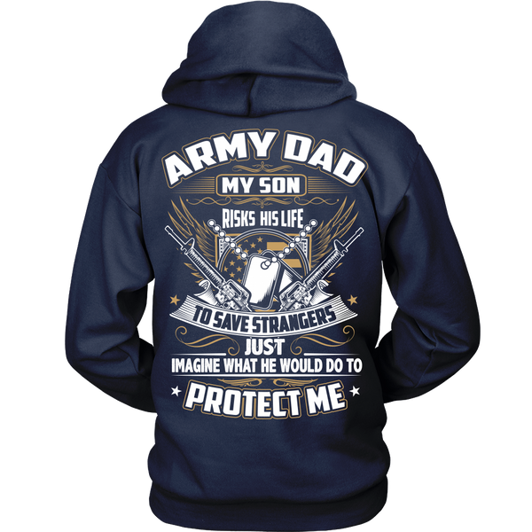 Army Dad T-shirt (2nd Version)