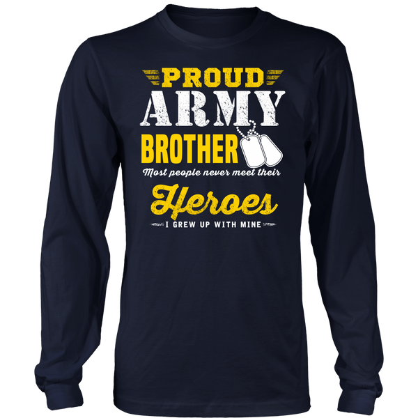 Army Brother T-shirt