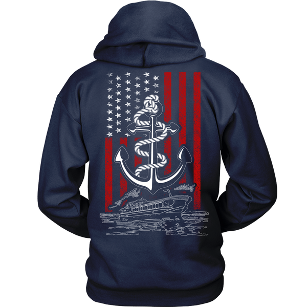 Navy Flag T-shirt
