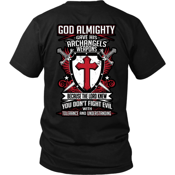 God Almighty T-shirt