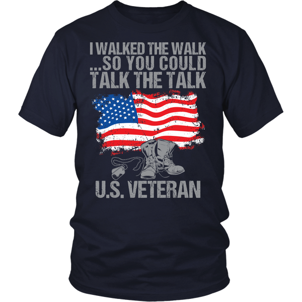Proud U.S. Veteran T-shirt