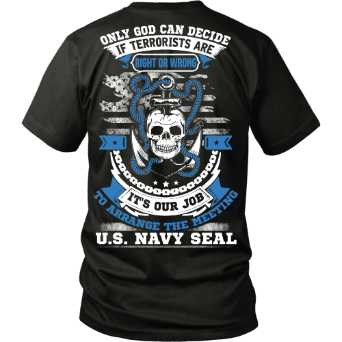 U.S. Navy Seal T-Shirt – SUPER QUICK GIFTS 66d2da7626e