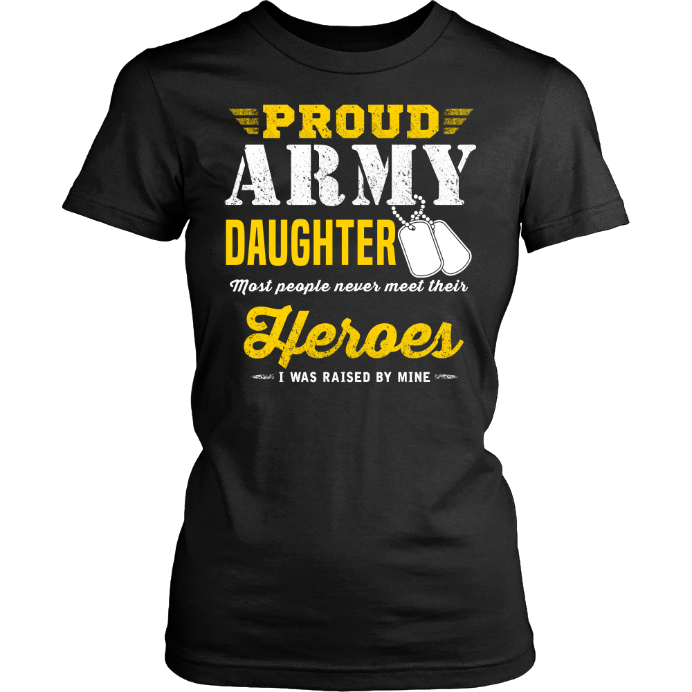 Army Daughter T-shirt