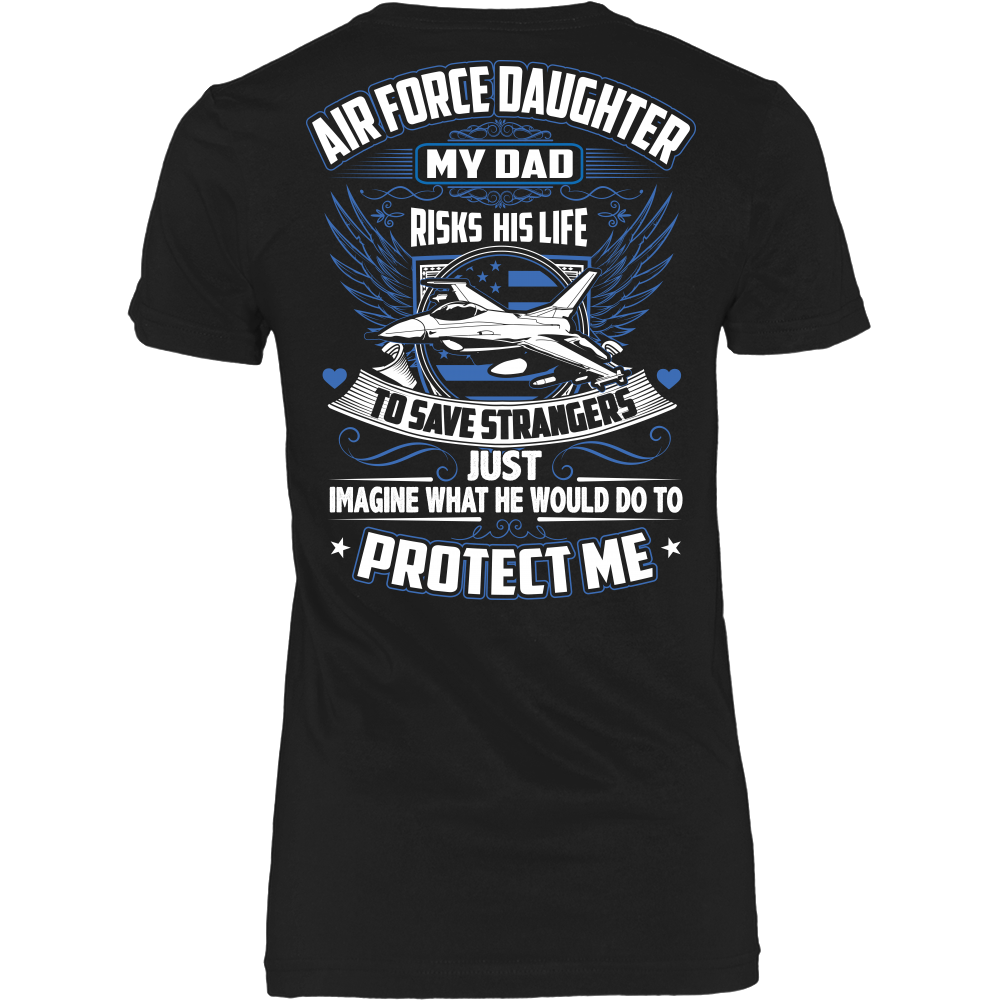 Air Force Daughter T-shirt (2nd Version)