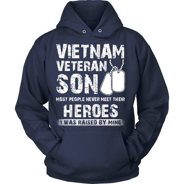 Proud Vietnam Veteran Son T-shirt