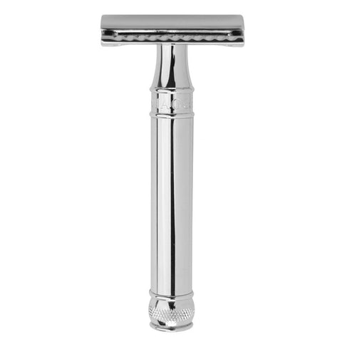 Edwin Jagger Chrome Safety Razor - Alpha Yard