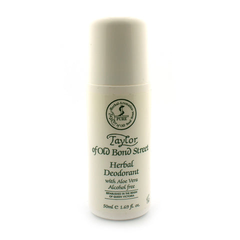 Taylor of Old Bond Street Herbal Deodorant - Alpha Yard