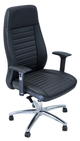 Office Chair Patterned Seat