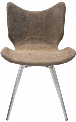 Hoxton Dining Chair Brown