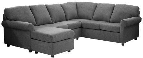Markus Fabric Sectional Sofa