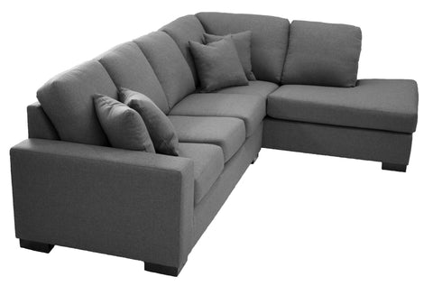 Toni Fabric Sectional Sofa