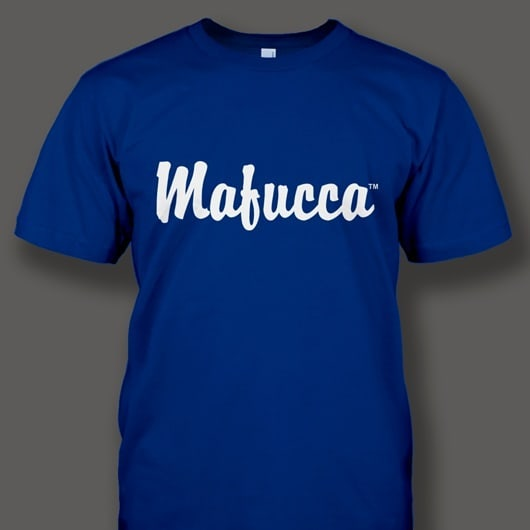 Mafucca Shirts Printed on 2 Colors - Shirt Guys Bowfishing and Hunting T-Shirts