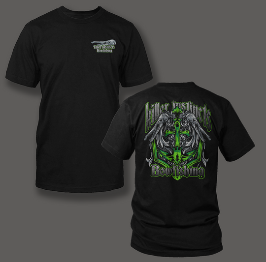 Killer Instincts Bowfishing - Shirt Guys Bowfishing and Hunting T-Shirts