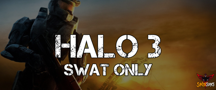 Halo 3 - Swat Only