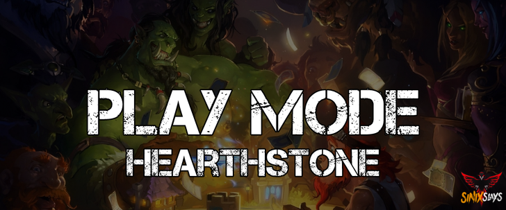 Hearthstone Play Mode
