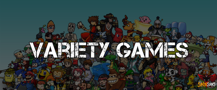 Variety Games