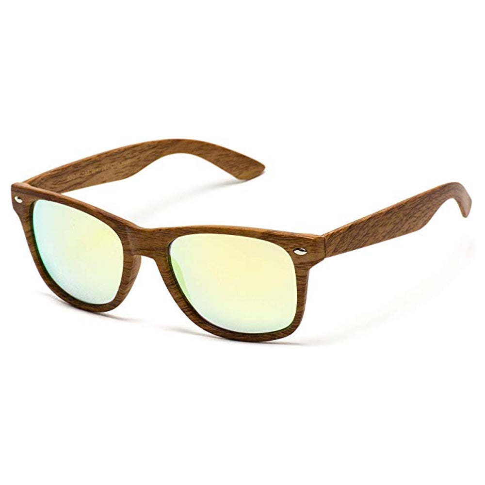 Revo Wood Print Sunglasses