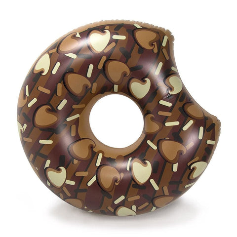 Image of 3 Death by Chocolate Donut Float - Beach Gear
