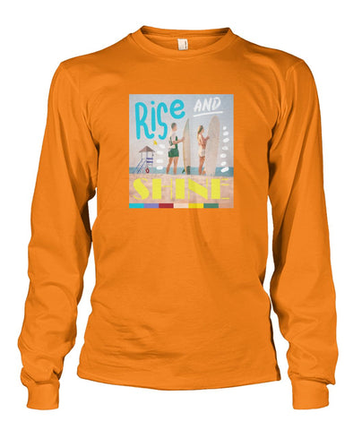 Rise And Shine Long Sleeve