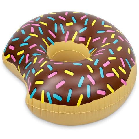 Image of 38 Donut Pool Float - Beach Gear