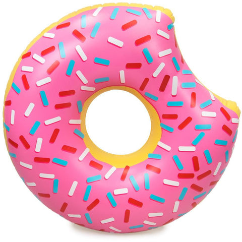 49 Jumbo Donut Pool Float - Beach Gear