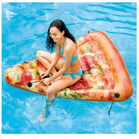Image of Pizza Slice Inflatable Pool Float