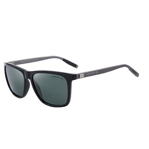Unisex Polarized Aluminum Sunglasses