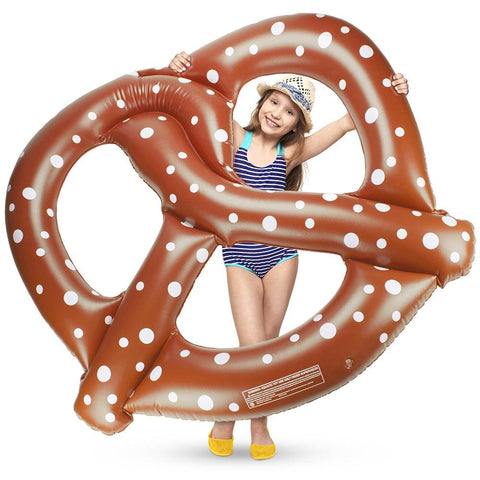 54 Pretzel Pool Float - Beach Gear