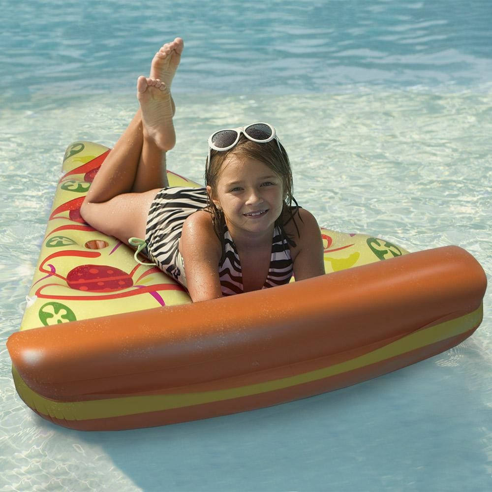 6 Pizza Pool Float - Beach Gear