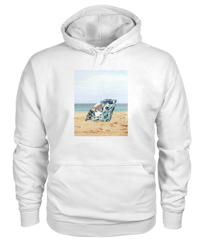 Diamond On The Beach Hoodie
