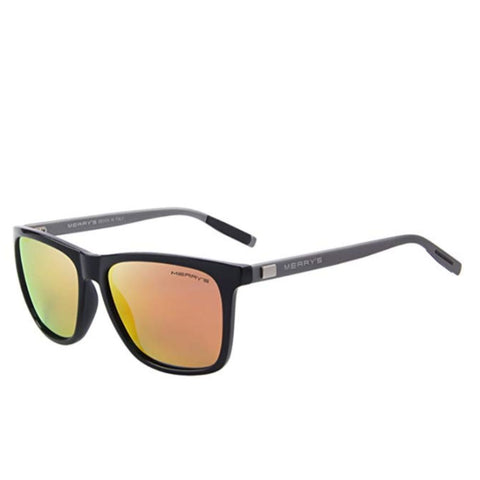 Image of Unisex Polarized Aluminum Sunglasses