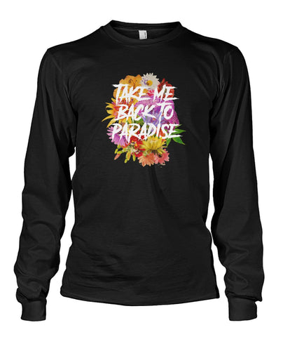 Image of Take Me Back To Paradise Long Sleeve