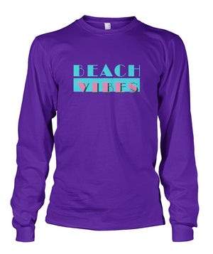 Beach Vibes Long Sleeve
