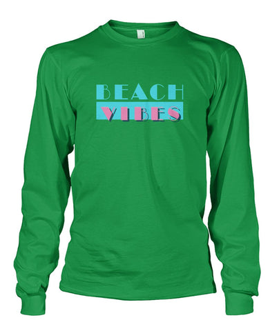 Image of Beach Vibes Long Sleeve