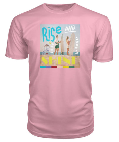 Image of Rise And Shine Premium Tee