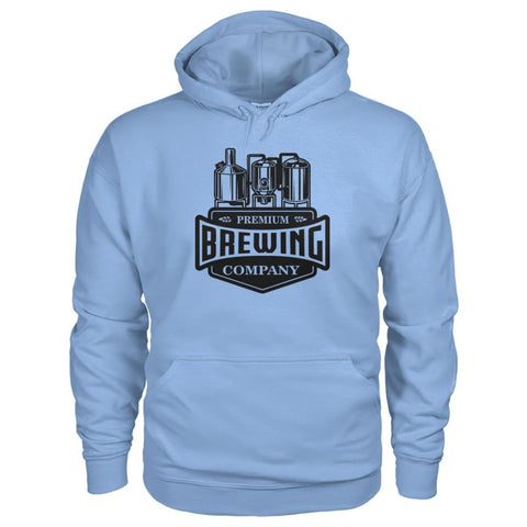 Image of Brewing Company Hoodie - Light Blue / S - Hoodies