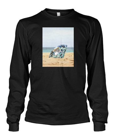 Image of Diamond On The Beach Long Sleeve