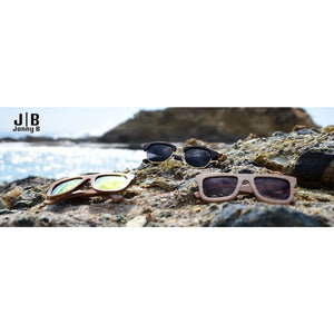 Del Mar Wood Sunglasses by Jonny B