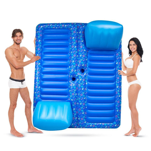 Face to Face 2-Person Pool Lounge - Beach Gear