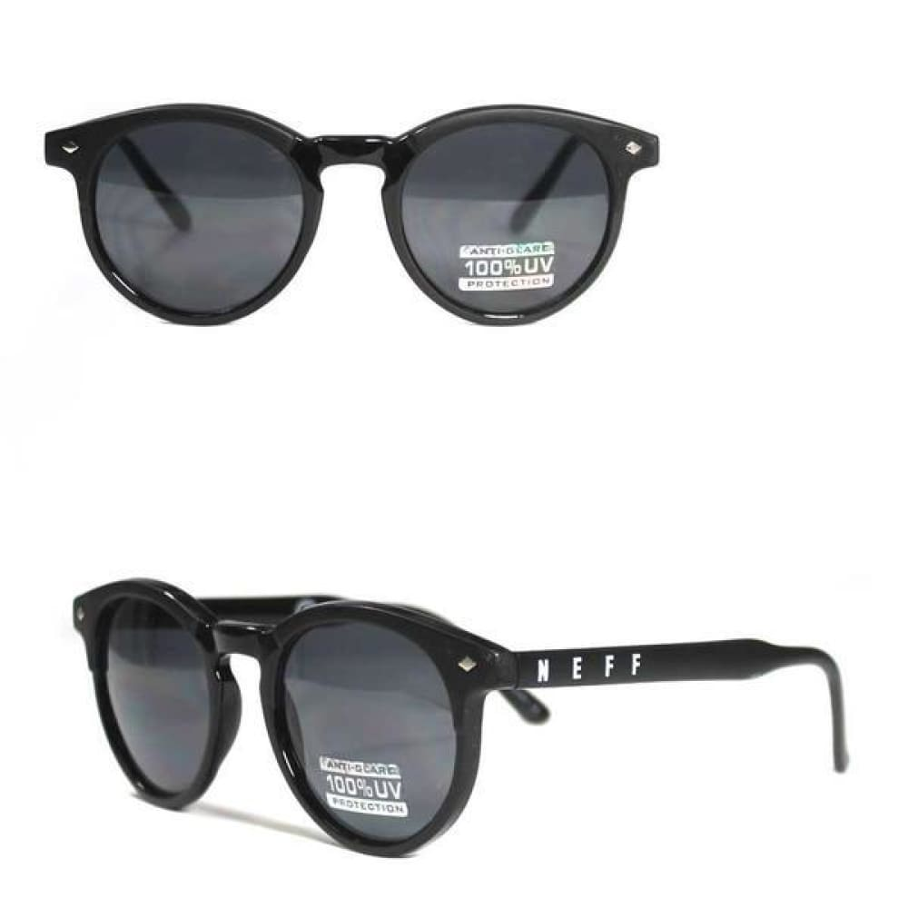 neff classic 99352 sunglasses shades glasses black