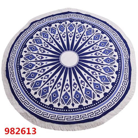 Image of Round Towel - 982613 - Towel