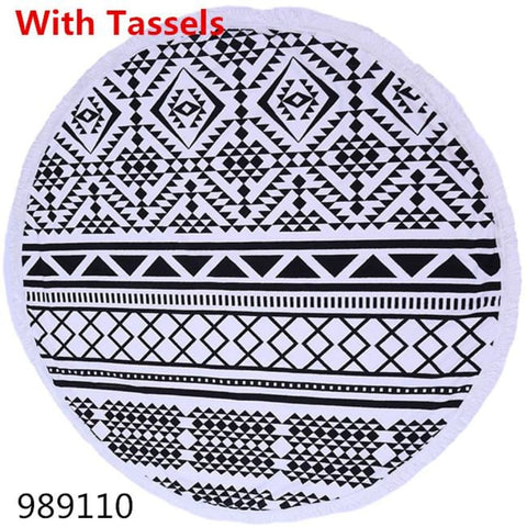 Image of Round Towel - 989110 - Towel