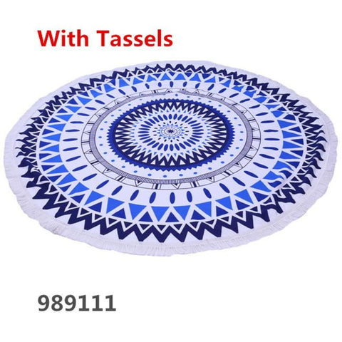 Image of Round Towel - 989111 - Towel
