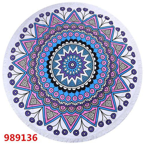 Image of Round Towel - 989136 - Towel